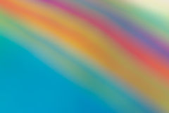 Abstract Colorful Lines Background Stock Photo