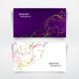 Abstract colorful lines Royalty Free Stock Image