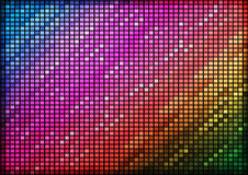 Abstract colorful mosaic Stock Images