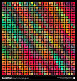 Abstract  colorful mosaic background Royalty Free Stock Photo