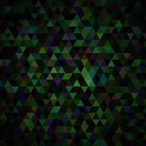 Abstract Colorful Mosaic Background Royalty Free Stock Photos