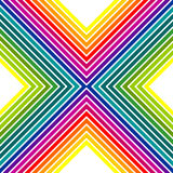 Abstract colorful mosaic pattern. Royalty Free Stock Photography