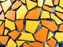 Abstract colorful mosaic Royalty Free Stock Images