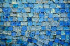 Abstract colorful mosaic Royalty Free Stock Photos
