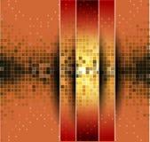 Abstract colorful mosaic pattern design. Illustration stock illustration