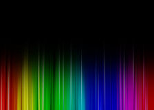 Abstract Colorful Motion Lines Background Royalty Free Stock Image