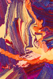 Abstract colorful painting Royalty Free Stock Photos