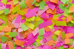 Abstract colorful paper for background royalty free stock images