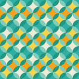 Abstract colorful pastel geometric pattern Royalty Free Stock Photo