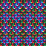 Abstract colorful pattern Stock Image