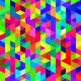 Abstract colorful pattern royalty free stock image