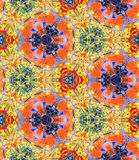 Abstract colorful pattern. Royalty Free Stock Photos