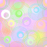 Abstract colorful pattern. Royalty Free Stock Image