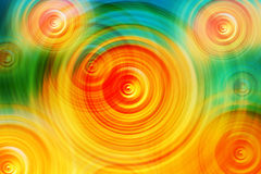 Abstract Colorful Radial Blur Background Royalty Free Stock Photos