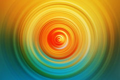 Abstract Colorful Radial Blur Background Stock Images