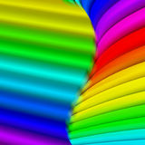 Abstract colorful rainbow background Stock Photos