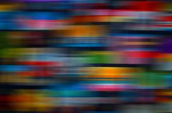 Abstract colorful rainbow background art all colors Royalty Free Stock Photography