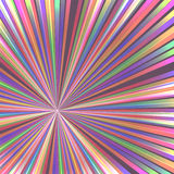 Abstract Colorful Rays. Vector Royalty Free Stock Photo