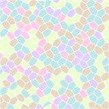 Abstract colorful Retro geometric hexagon. Pattern background Vector Illustration