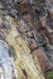 Abstract colorful rock texture 1. Colorful abstract rock texture showing textures and dimension stock photo