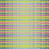 Abstract colorful rough stripes background Royalty Free Stock Images