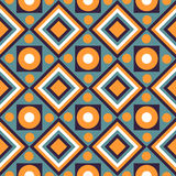 Abstract colorful seamless pattern Royalty Free Stock Photography