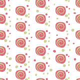 Abstract Colorful Seamless Pattern Royalty Free Stock Image