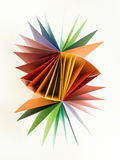 Abstract colorful shape Royalty Free Stock Image