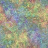 Abstract colorful smoke. Seamless illustration. Stock Photo