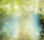 Abstract colorful spring background - vintage photo Royalty Free Stock Images