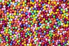 abstract colorful sprinkles background texture stock photography