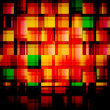 Abstract colorful square background. Template Royalty Free Stock Images