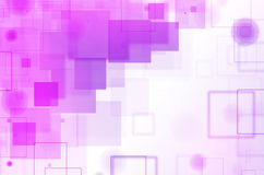 Abstract colorful square background. Abstract colorful square on white background Stock Photography