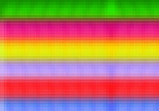 Abstract colorful square pixel mosaic background. For design Royalty Free Stock Photo