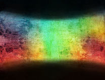 Abstract colorful stained glass background Stock Photo