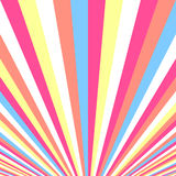 Abstract colorful striped background. Royalty Free Stock Photos