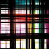 Abstract colorful striped background Royalty Free Stock Photography