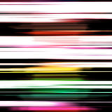 Abstract colorful striped background Royalty Free Stock Images