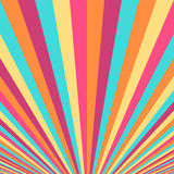 Abstract colorful striped background. Royalty Free Stock Photography