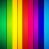 Abstract colorful striped background. Royalty Free Stock Image