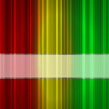 Abstract colorful stripes. Stock Image