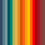 Abstract colorful stripes background. Vector illustration Stock Photo