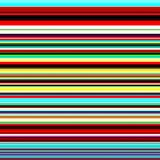 Abstract colorful stripes blue,red,yellow ,green background Royalty Free Stock Image