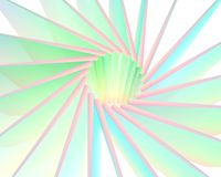 Abstract colorful sun burst Royalty Free Stock Images