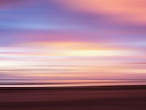 Abstract colorful sunset sky Royalty Free Stock Photography