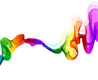 Abstract colorful template background Royalty Free Stock Photo