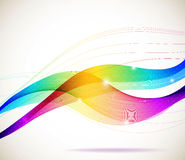 Abstract colorful template background Stock Photo