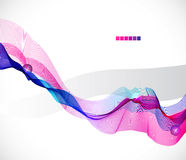 Abstract colorful template background Stock Photos