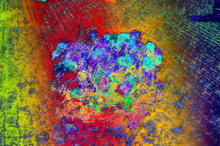 Abstract colorful texture background Stock Image