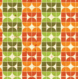 Abstract colorful tiles seamless pattern. Royalty Free Stock Photos
